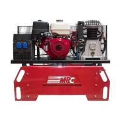 Moto-compresor con generador THUNDER 130/5EM