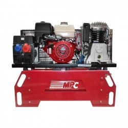 Moto-compresor con generador THUNDER 130/7ET