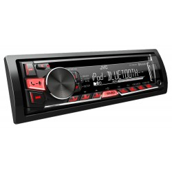 Radio CD con Bluetooth JVC KD-R861BTE