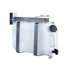 Bidón de agua 25 litros Takler con soporte