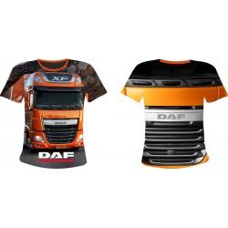 Camiseta técnica DAF001