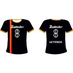 Camiseta técnica Barreiros 003