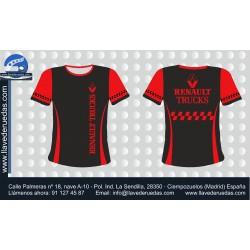 Camiseta técnica RENAULT