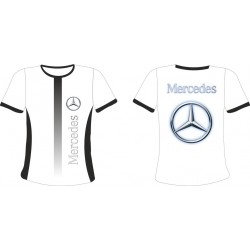 Camiseta técnica MERCEDES 002