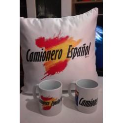 Cojín Camionero Español