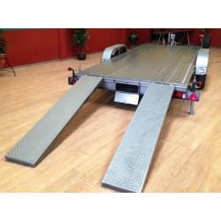 Remolque portavehículos de 3.500 kg