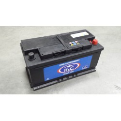 Batería H&C 12 v. 90 Ah  720A