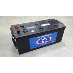 Batería H&C 12 v. 180 Ah   1000 A