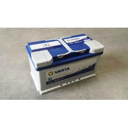 Batería Varta Blue Dynamic 12 v. 80 Ah.  740 A