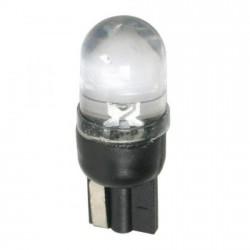 Lámpara 24 v. blanca 1 led T10