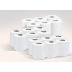 Pack 6 bobinas de papel lavamanos