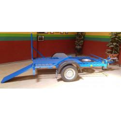 Remolque ideal quad y buggy