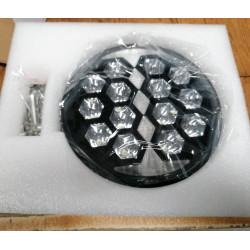 Faro de largo alcance LED con luz de posición