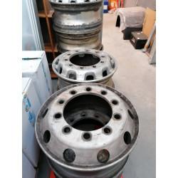 Llantas de aluminio para camión usadas