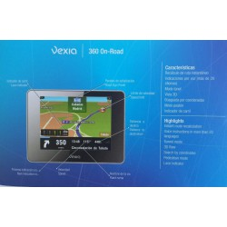 Navegador GPS Vexia 360 On Road